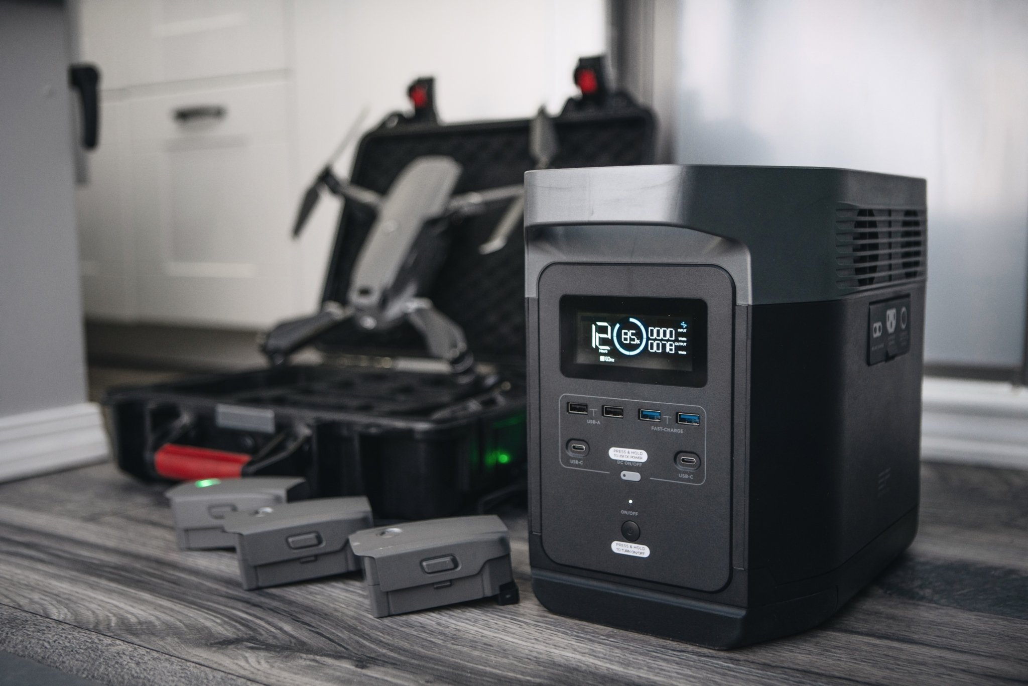 Portable Power for Outdoor Hobbies